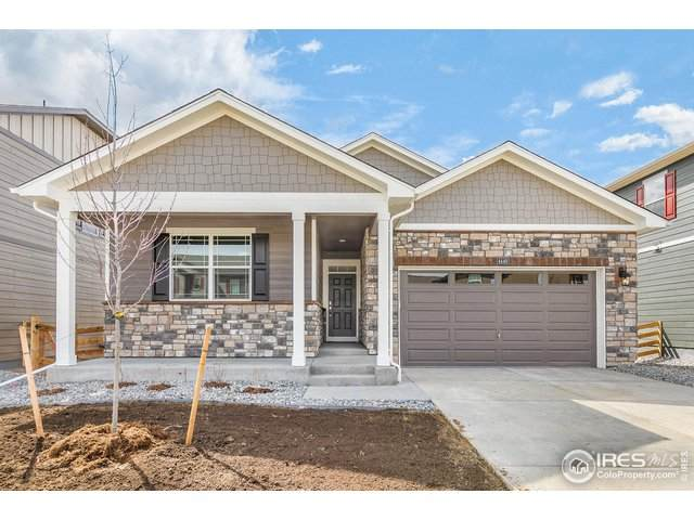 1238 Vantage Pkwy, Berthoud, CO 80513 (MLS #920619) :: 8z Real Estate