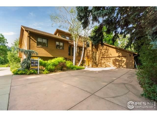 3898 Birchwood Dr, Boulder, CO 80304 (MLS #920620) :: Colorado Home Finder Realty