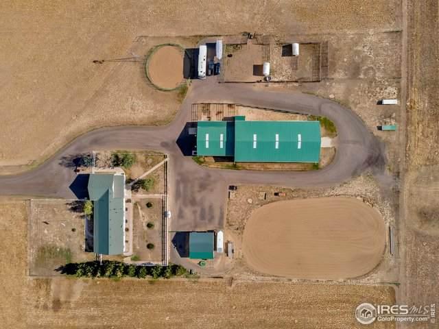 13373 N Harback Rd, Bennett, CO 80102 (MLS #920621) :: 8z Real Estate
