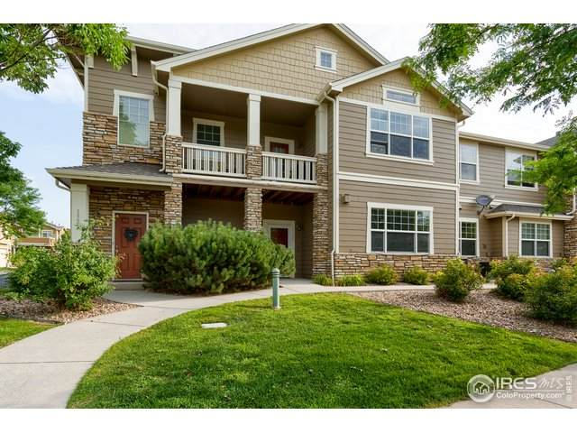 6607 W 3rd St #1324, Greeley, CO 80634 (MLS #920622) :: Colorado Home Finder Realty