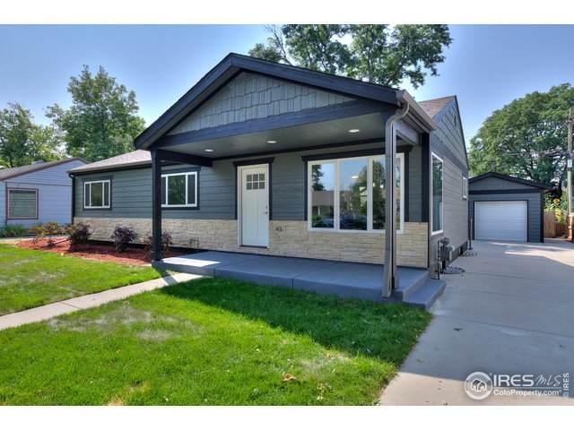 4318 E Utah Pl, Denver, CO 80222 (MLS #920628) :: 8z Real Estate