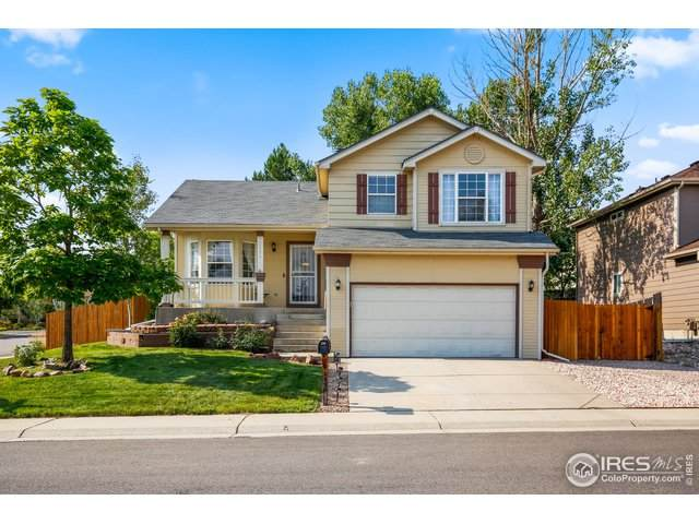 3596 E 135th Ct, Thornton, CO 80241 (#920645) :: The Brokerage Group