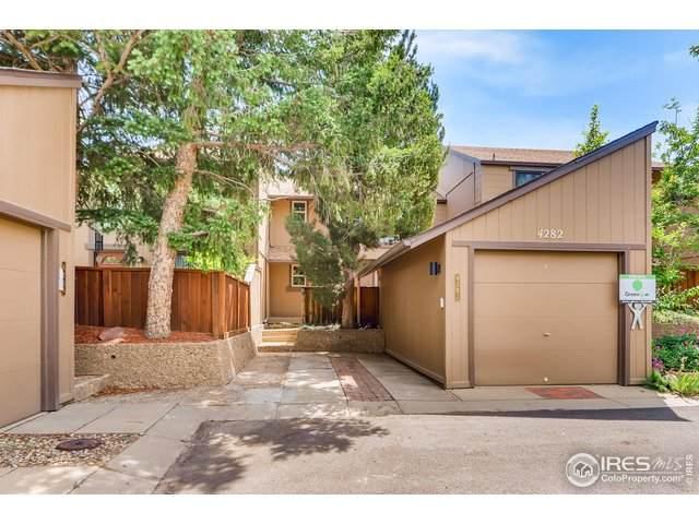 4282 Greenbriar Blvd, Boulder, CO 80305 (MLS #920646) :: Colorado Home Finder Realty