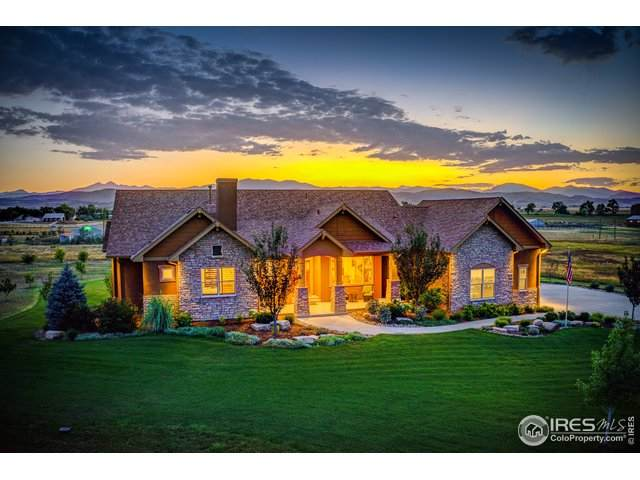 3517 Snowy Egret Ln, Berthoud, CO 80513 (MLS #920651) :: Keller Williams Realty