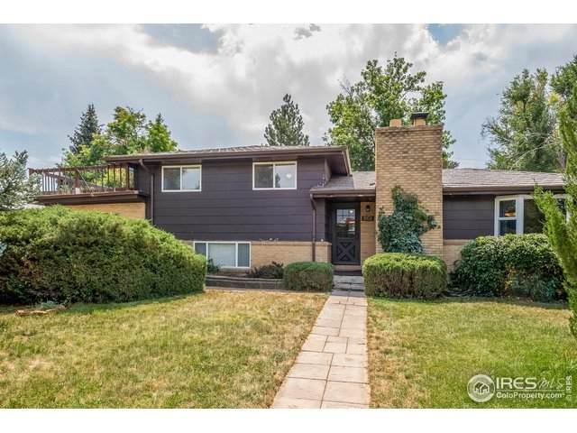 4950 Sioux Dr, Boulder, CO 80303 (MLS #920653) :: Colorado Home Finder Realty