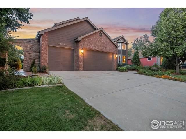 2472 Frances Dr, Loveland, CO 80537 (MLS #920654) :: Kittle Real Estate