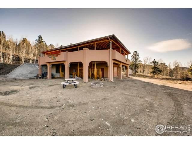 1321 Apex Valley Rd, Black Hawk, CO 80422 (MLS #920663) :: 8z Real Estate