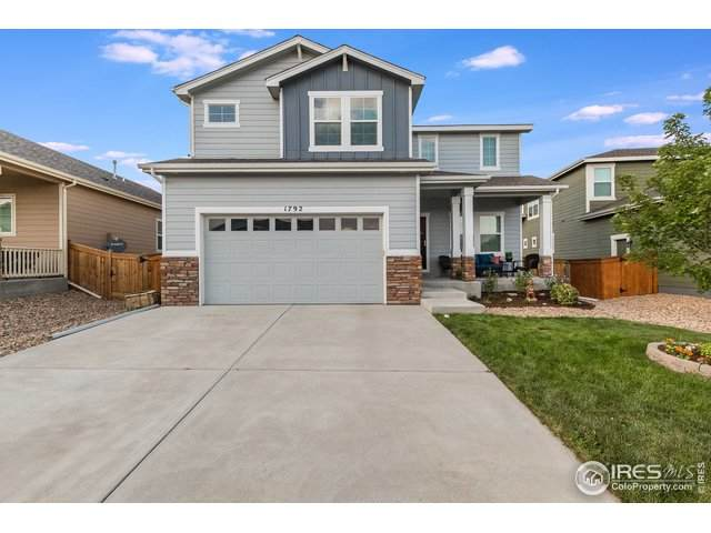 1792 Valley Brook Ln, Severance, CO 80550 (MLS #920668) :: Kittle Real Estate