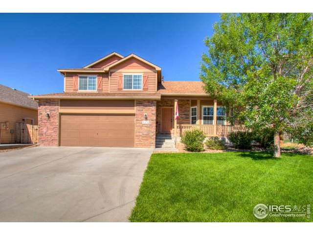 426 Homestead Ln, Johnstown, CO 80534 (MLS #920670) :: 8z Real Estate