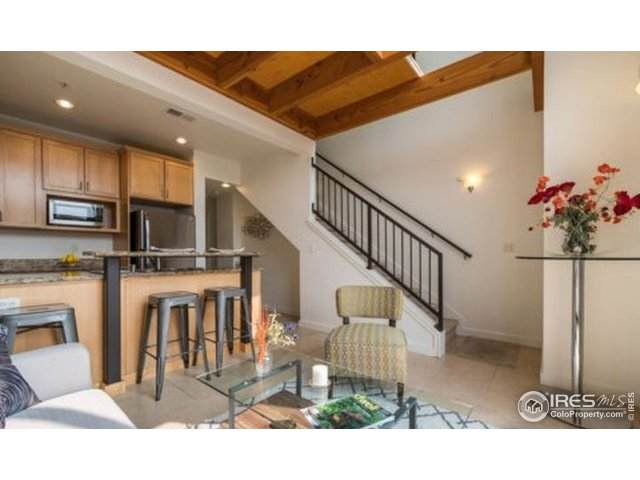 4645 Broadway St B3, Boulder, CO 80304 (MLS #920673) :: Find Colorado