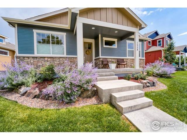 1538 Moonlight Dr, Longmont, CO 80504 (MLS #920684) :: Kittle Real Estate