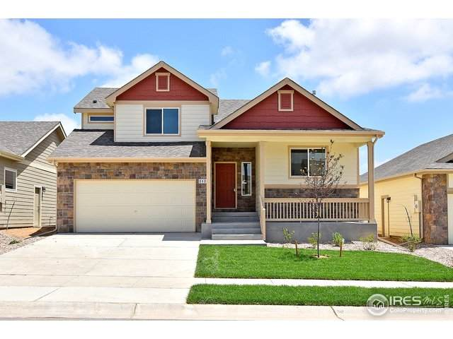 817 Sambar Dr, Severance, CO 80550 (MLS #920685) :: Kittle Real Estate