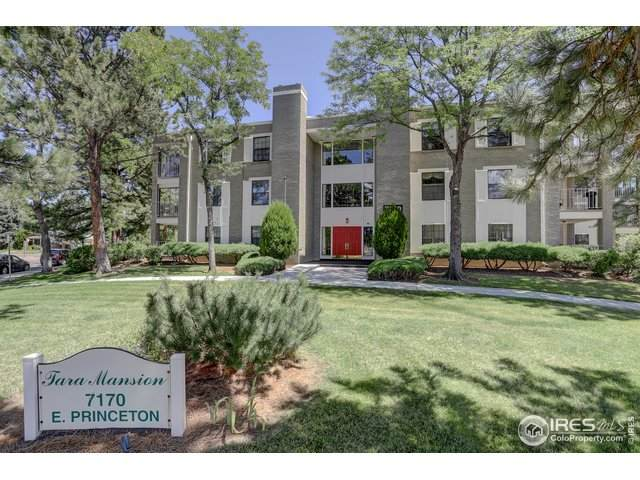 7170 E Princeton Ave #10, Denver, CO 80237 (MLS #920687) :: 8z Real Estate