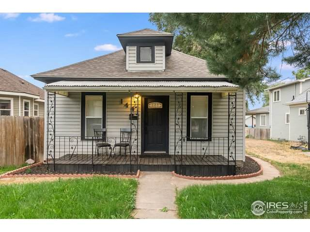 1441 10th St, Greeley, CO 80631 (MLS #920692) :: Jenn Porter Group