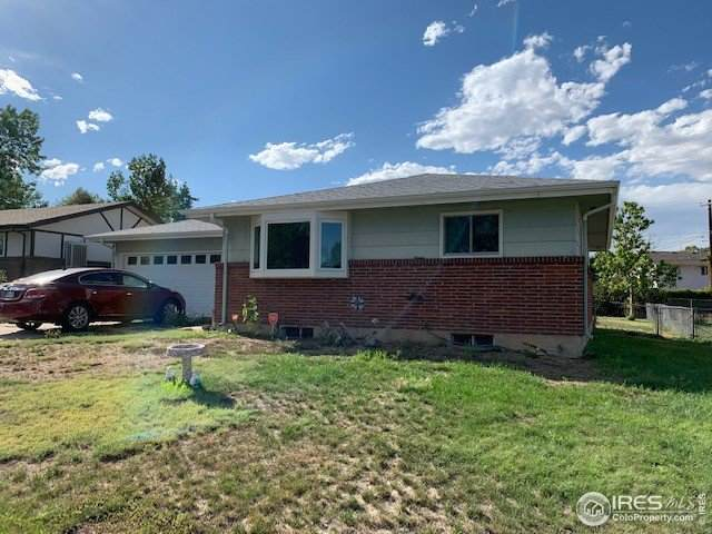3129 W 5th St, Greeley, CO 80634 (MLS #920698) :: Find Colorado