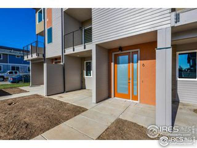 314 Green Leaf St #4, Fort Collins, CO 80524 (MLS #920699) :: Downtown Real Estate Partners