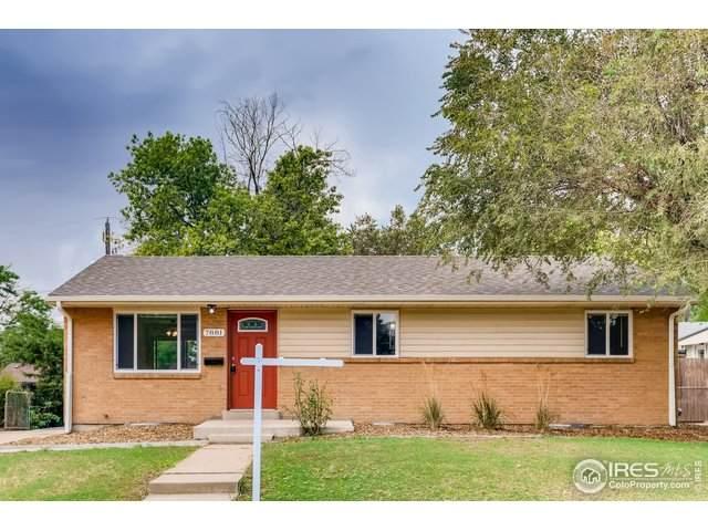 7881 Xavier St, Westminster, CO 80030 (#920704) :: Peak Properties Group
