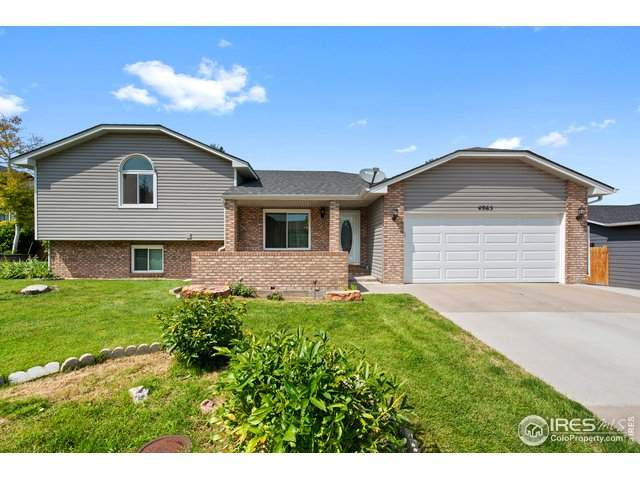 4965 W 6th St, Greeley, CO 80634 (MLS #920714) :: Bliss Realty Group