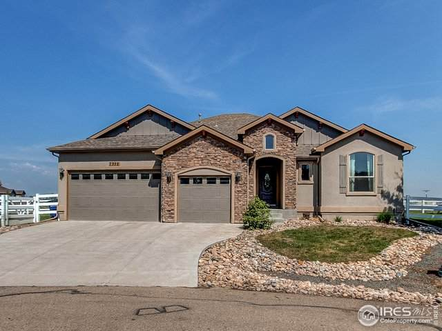 7998 Faith Ct, Frederick, CO 80530 (MLS #920718) :: Kittle Real Estate