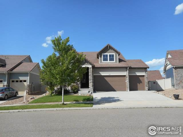 4629 Wildwood Way, Johnstown, CO 80534 (MLS #920726) :: Hub Real Estate