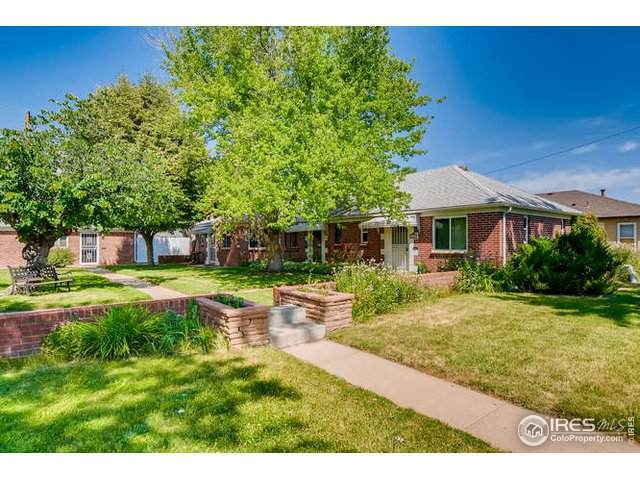 1423 Jasmine St, Denver, CO 80220 (MLS #920731) :: Hub Real Estate
