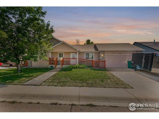 425 Laurel Ave, Eaton, CO 80615 (MLS #920750) :: 8z Real Estate