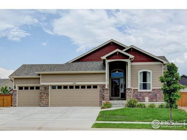 1768 Avery Plaza St, Severance, CO 80550 (MLS #920760) :: Wheelhouse Realty