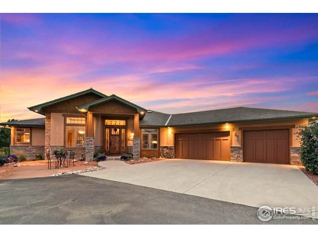 11757 Belmont Dr, Severance, CO 80610 (MLS #920767) :: Tracy's Team