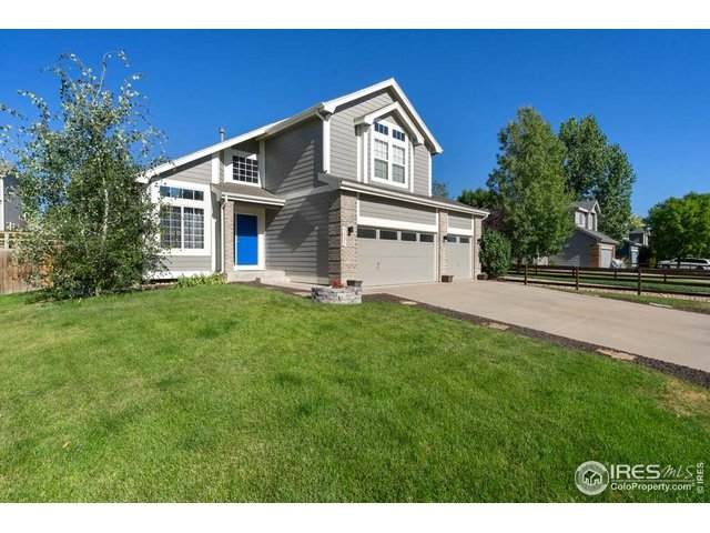 7121 Egyptian Dr, Fort Collins, CO 80525 (MLS #920776) :: Keller Williams Realty