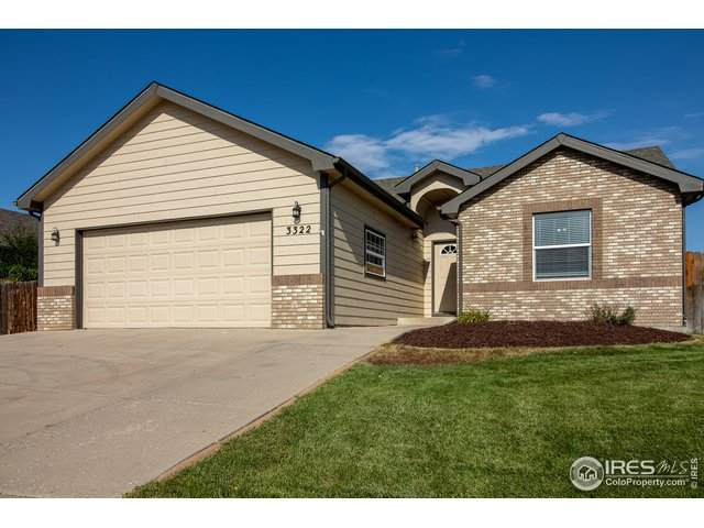 3322 39th Ave, Evans, CO 80620 (MLS #920780) :: 8z Real Estate