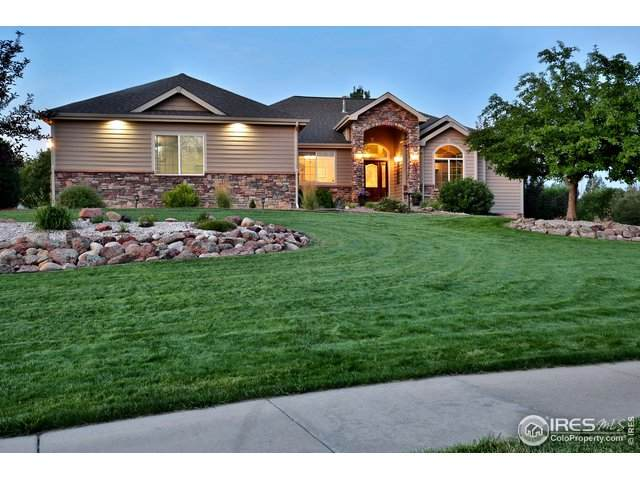3332 Hearthfire Dr, Fort Collins, CO 80524 (MLS #920787) :: 8z Real Estate