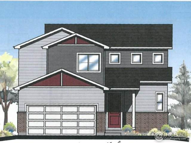 1126 103rd Ave Ct, Greeley, CO 80634 (#920792) :: Peak Properties Group