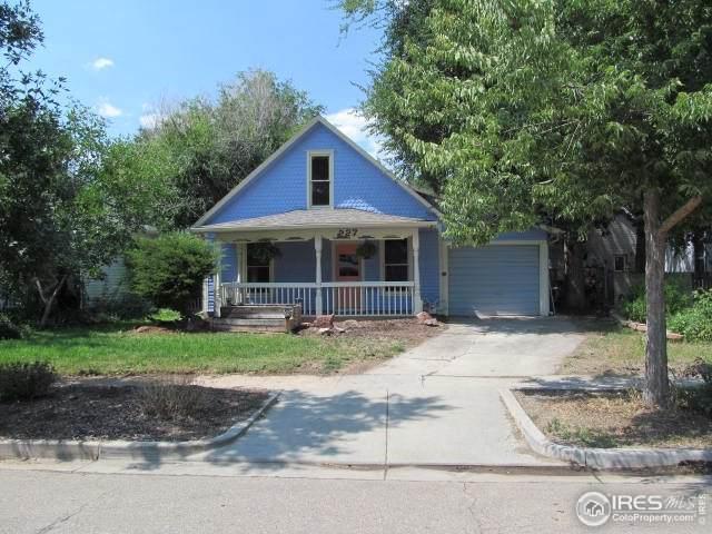 227 Francis St, Longmont, CO 80501 (#920803) :: Peak Properties Group