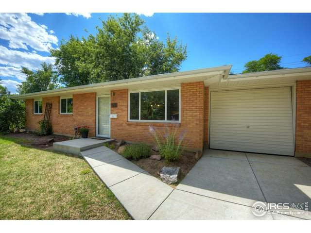 25 S 32nd St, Boulder, CO 80305 (#920804) :: Peak Properties Group