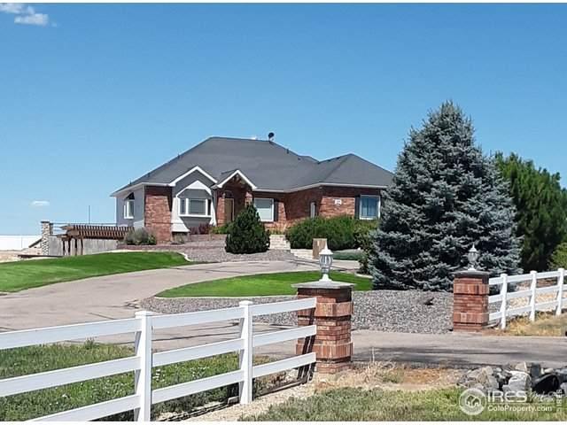 39998 Ridgecrest Ct, Severance, CO 80610 (#920811) :: Peak Properties Group