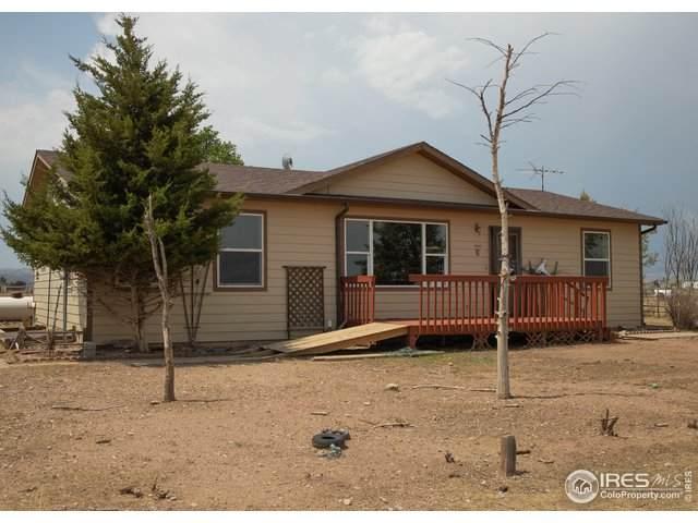 12817 N County Road 15, Wellington, CO 80549 (MLS #920820) :: 8z Real Estate