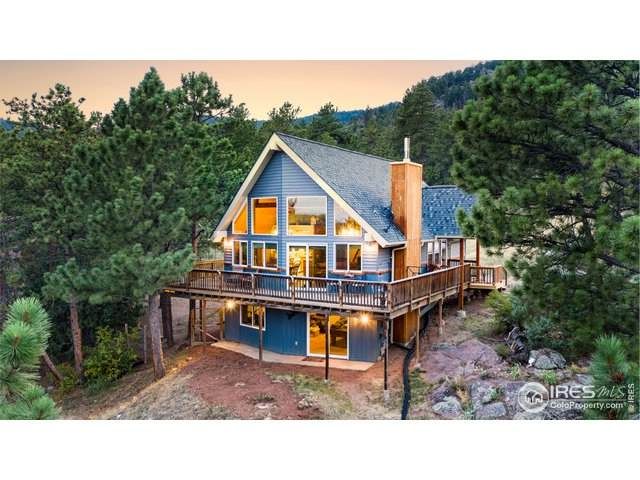 223 Choctaw Rd, Lyons, CO 80540 (MLS #920824) :: 8z Real Estate