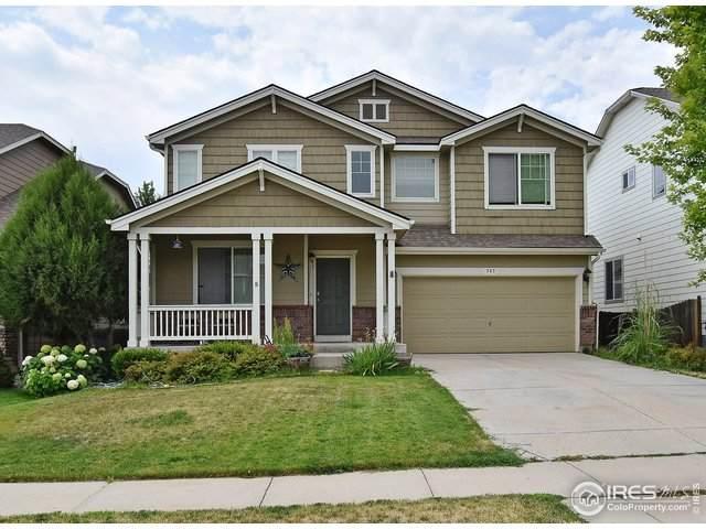 545 Peyton Dr, Fort Collins, CO 80525 (MLS #920825) :: Kittle Real Estate