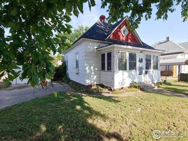 531 S 6th Ave, Sterling, CO 80751 (MLS #920830) :: Jenn Porter Group