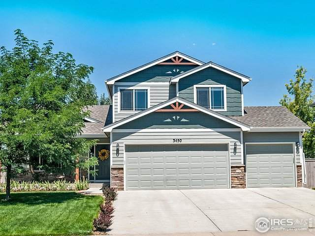 3450 Iron Horse Way, Wellington, CO 80549 (MLS #920831) :: Keller Williams Realty