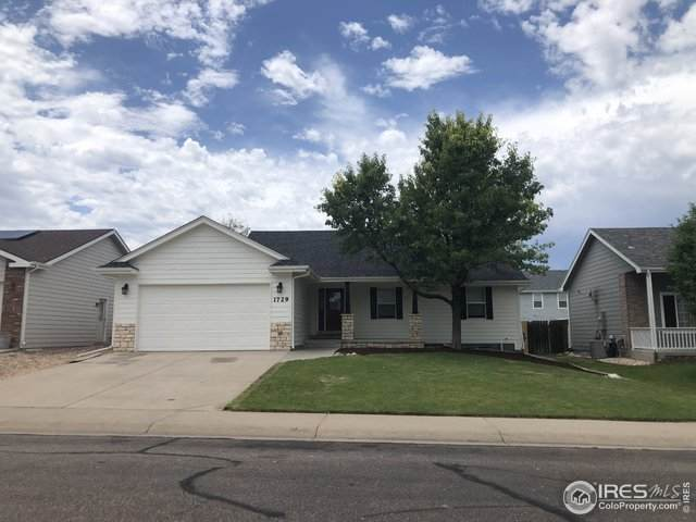 1729 67th Ave, Greeley, CO 80634 (MLS #920859) :: Wheelhouse Realty