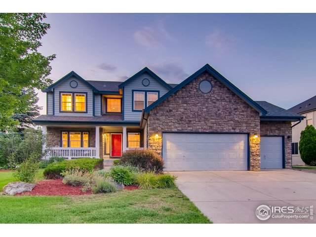 826 Huntington Hills Dr, Fort Collins, CO 80525 (MLS #920867) :: Hub Real Estate