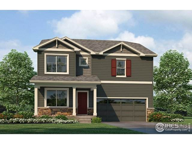 994 Cascade Falls St, Severance, CO 80550 (#920872) :: The Brokerage Group