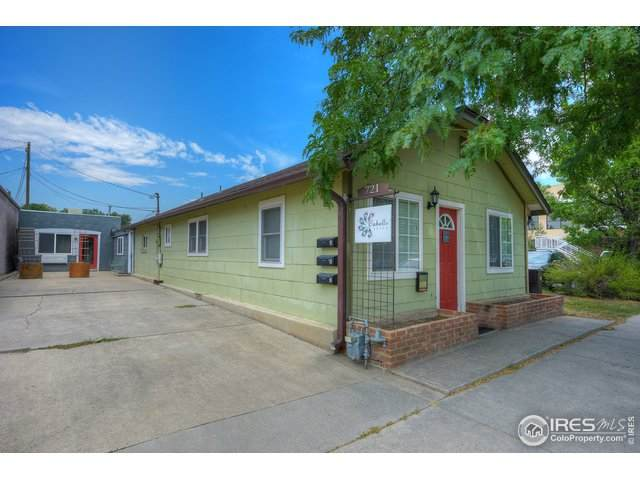 721 Front St, Louisville, CO 80027 (MLS #920891) :: Downtown Real Estate Partners