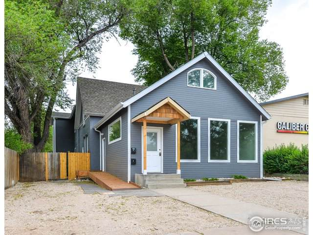 317 Stover St, Fort Collins, CO 80524 (MLS #920898) :: Neuhaus Real Estate, Inc.
