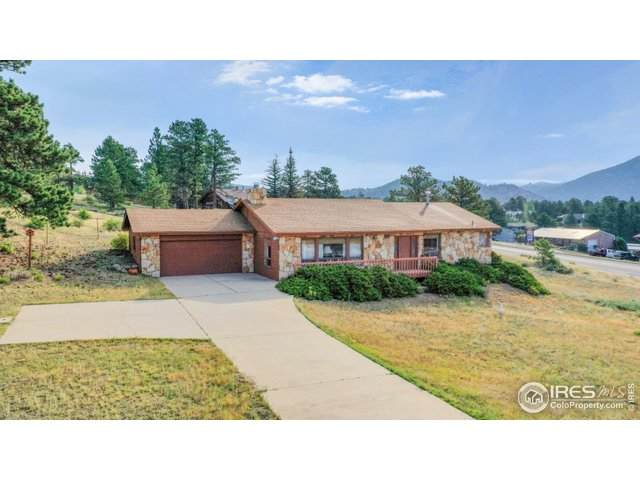 570 Summit Dr, Estes Park, CO 80517 (MLS #920906) :: 8z Real Estate