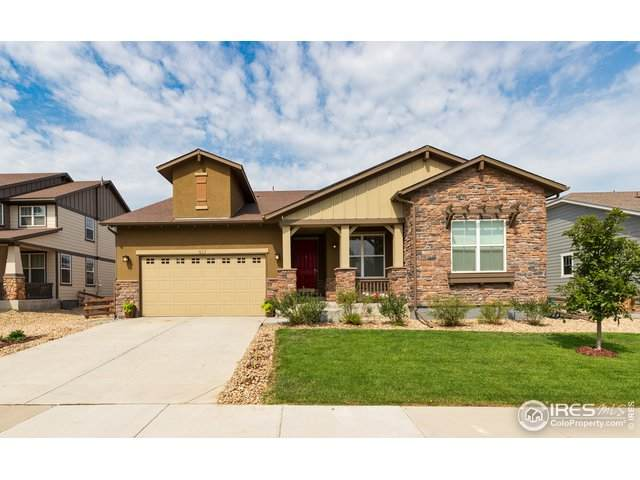 927 Rocky Ridge Cir, Erie, CO 80516 (MLS #920908) :: Keller Williams Realty