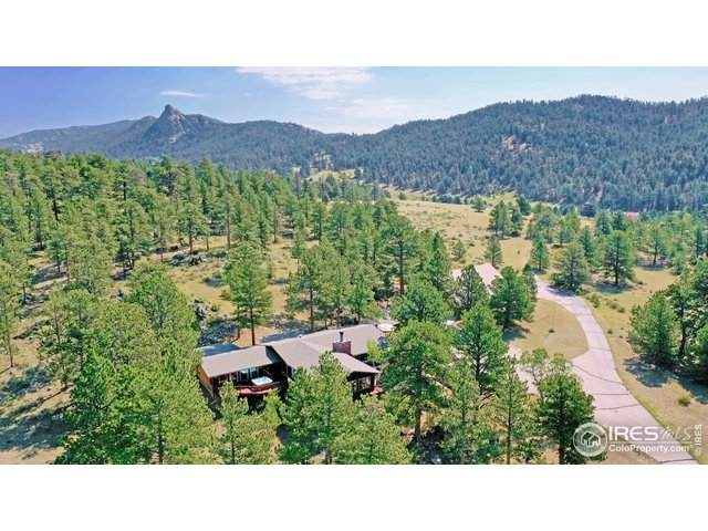 1890 Devils Gulch Rd, Estes Park, CO 80517 (MLS #920911) :: 8z Real Estate