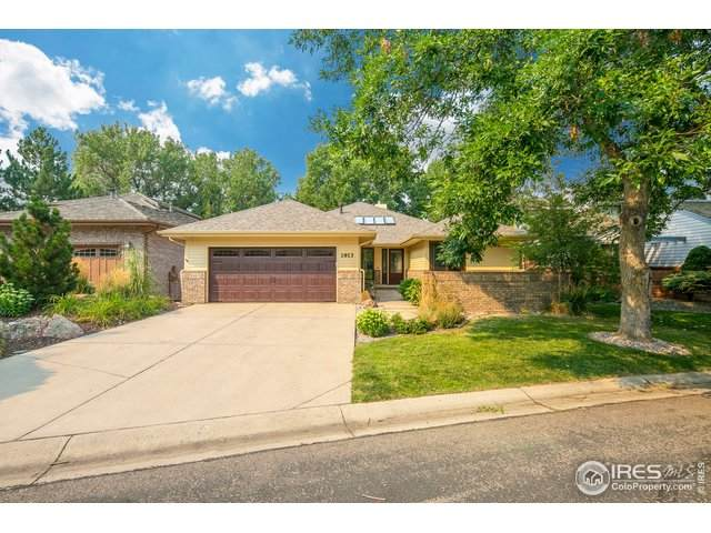 1913 Cottonwood Point Dr, Fort Collins, CO 80524 (#920933) :: The Griffith Home Team