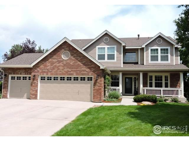 6000 Huntington Hills Ct, Fort Collins, CO 80525 (MLS #920943) :: Bliss Realty Group